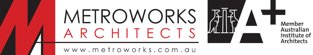 Metroworks Architects Retina Logo