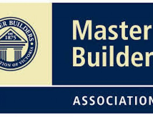 MASTER BUILDERS ASSOCIATION OF VICTORIA – 2017