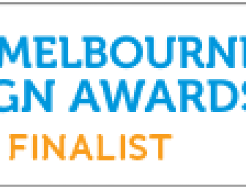 MELBOURNE DESIGN AWARDS – 2013